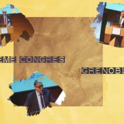 14 ème Congrès National de la Fédération Nationale des Amis de la Santé Grenoble
