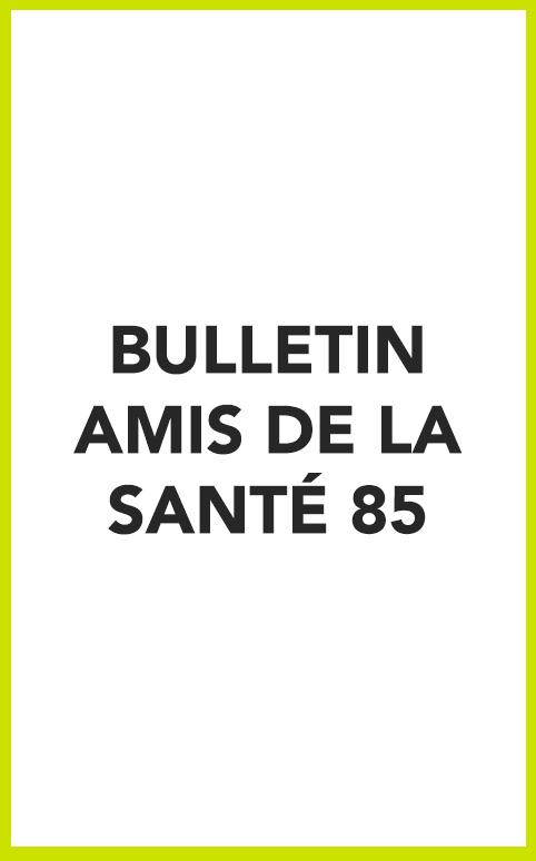 Bulletin n° 75 de Juillet à Septembre 2017