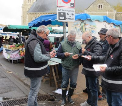 OPERATION PREVENTION ST GILLES CROIX DE VIE