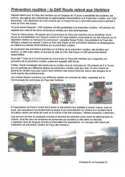 DEFI ROUTE Les Herbiers 28.02 au 2.03.2019(2)