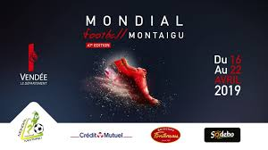 Mondial Football Minimes à Montaigu en 2020