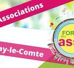 Affiche Forum des assos de Fontenay