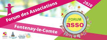 FORUM DES ASSOCIATIONS DE FONTENAY LE COMTE 5.09.2020