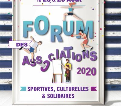 Forum des Associations St Gilles Croix de Vie 28 et 29.08.2020