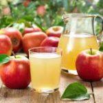 image jus de pommes