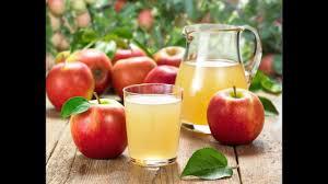 Fabrication jus de pommes