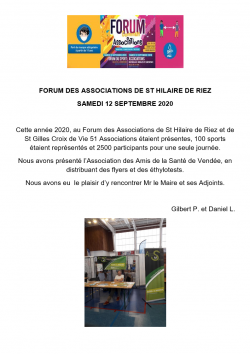 imagecpte rendu forum st Hilaire 12.09.20