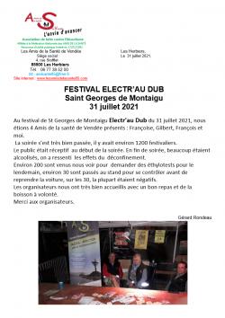 Electrau Dub 31.07.2021